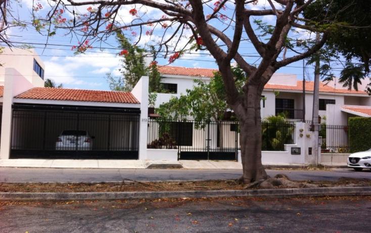 Foto de casa en renta en  , montecristo, m?rida, yucat?n, 1136361 No. 01