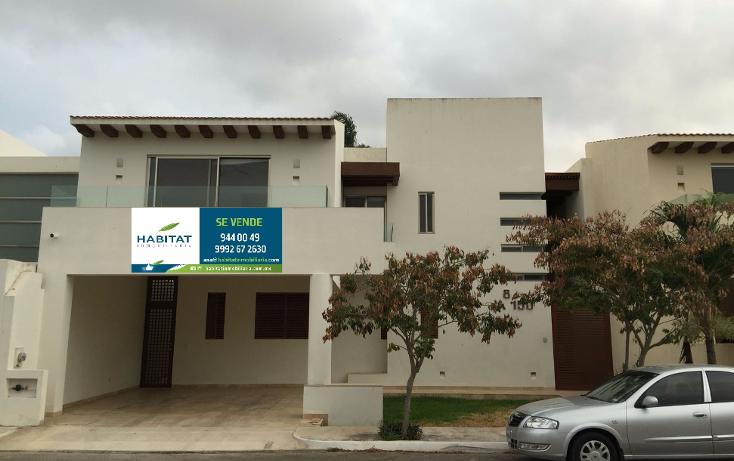 Foto de casa en venta en  , montecristo, mérida, yucatán, 1146279 No. 01