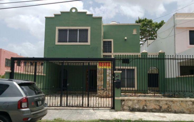 Foto de casa en renta en, montecristo, mérida, yucatán, 1167245 no 01