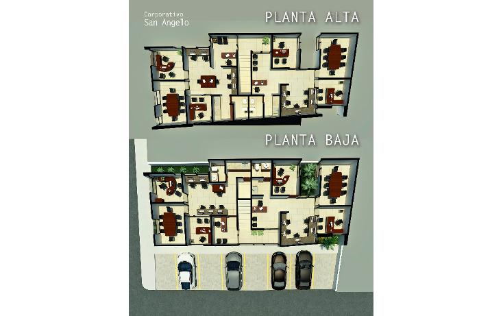 Foto de oficina en renta en  , montecristo, mérida, yucatán, 1174615 No. 05