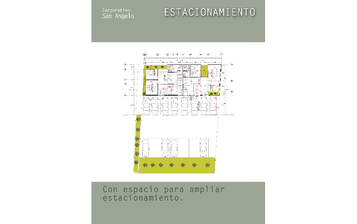 Foto de oficina en renta en  , montecristo, mérida, yucatán, 1174615 No. 06