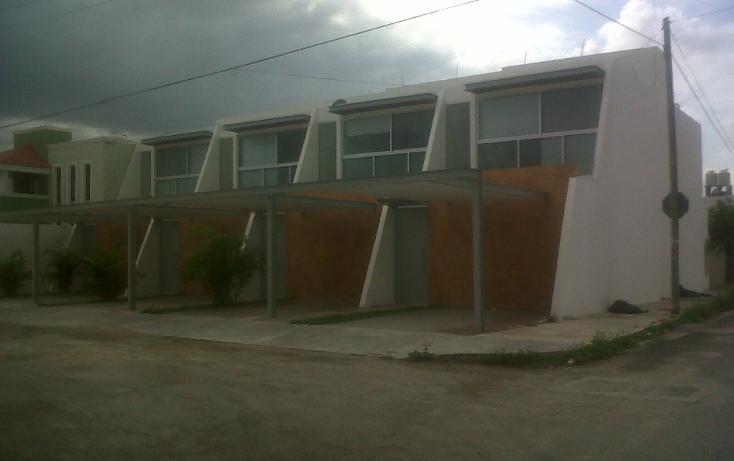 Foto de departamento en renta en  , montecristo, m?rida, yucat?n, 1175017 No. 01