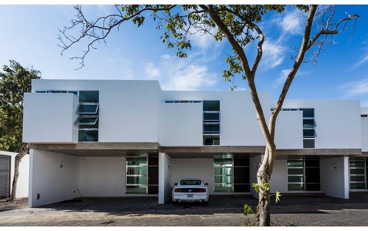 Foto de departamento en venta en  , montecristo, mérida, yucatán, 1186683 No. 02
