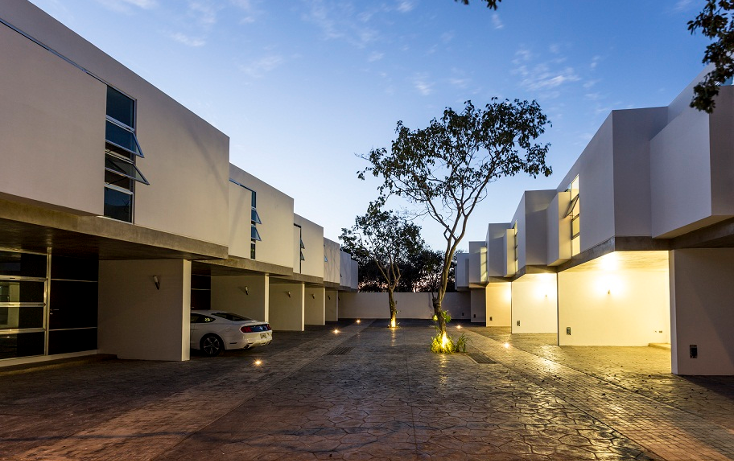 Foto de departamento en venta en  , montecristo, mérida, yucatán, 1186683 No. 03