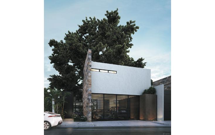 Foto de casa en venta en  , montecristo, mérida, yucatán, 1195327 No. 01