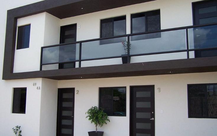 Foto de departamento en renta en  , montecristo, mérida, yucatán, 1199503 No. 01