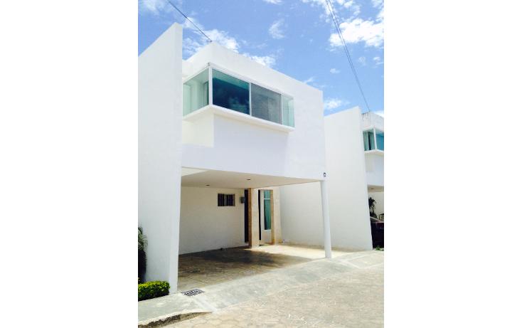 Foto de casa en renta en  , montecristo, mérida, yucatán, 1229687 No. 01