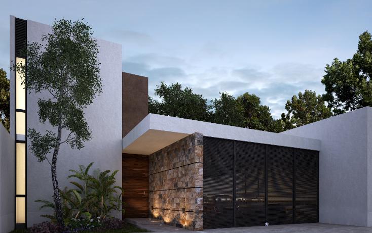 Foto de casa en venta en  , montecristo, mérida, yucatán, 1244667 No. 01
