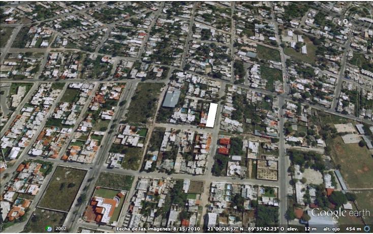Foto de terreno habitacional en venta en  , montecristo, mérida, yucatán, 1251887 No. 06