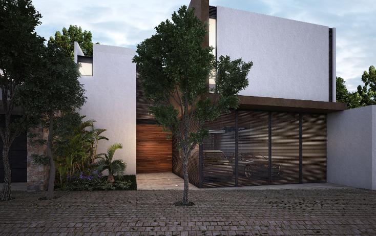 Foto de casa en venta en  , montecristo, mérida, yucatán, 1253077 No. 01