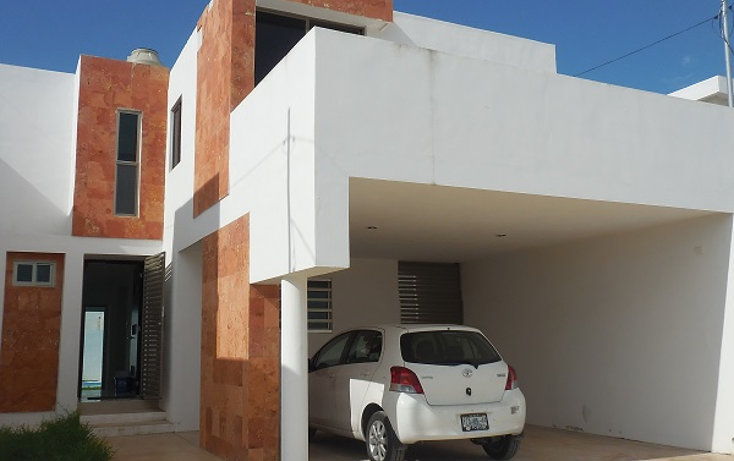 Foto de casa en renta en  , montecristo, mérida, yucatán, 1260589 No. 01