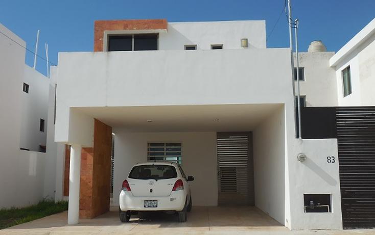 Foto de casa en renta en  , montecristo, mérida, yucatán, 1260589 No. 02
