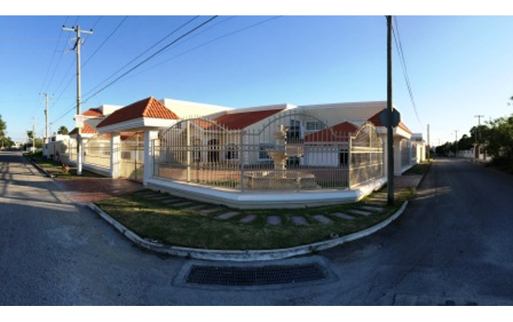 Foto de casa en venta en  , montecristo, m?rida, yucat?n, 1261205 No. 02