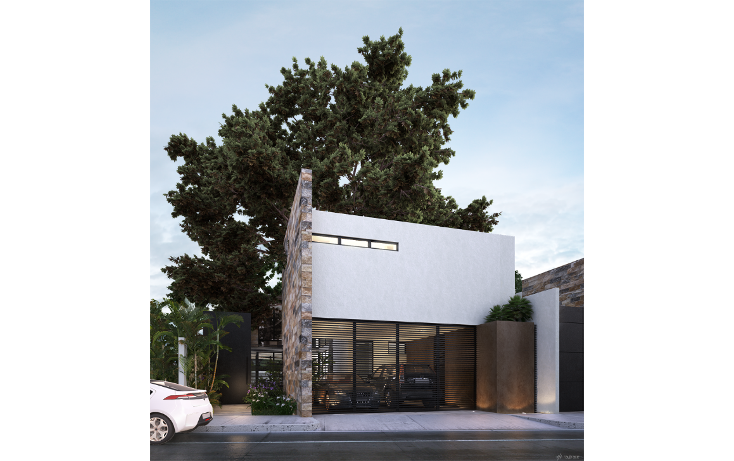 Foto de casa en venta en  , montecristo, mérida, yucatán, 1261713 No. 01