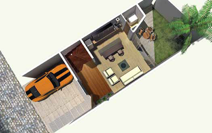 Foto de casa en venta en  , montecristo, m?rida, yucat?n, 1263601 No. 07