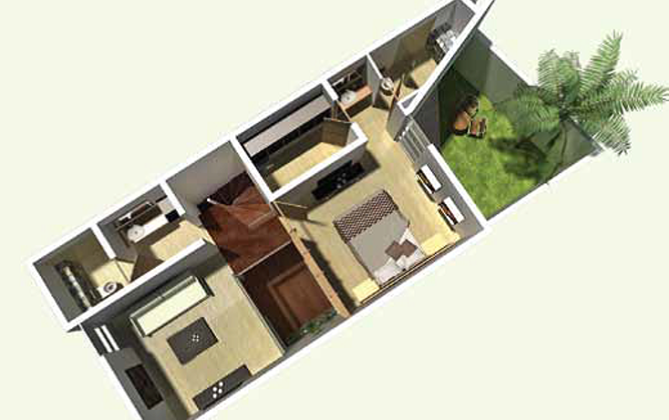 Foto de casa en venta en  , montecristo, m?rida, yucat?n, 1263601 No. 08