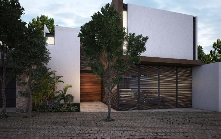 Foto de casa en venta en  , montecristo, mérida, yucatán, 1265841 No. 01