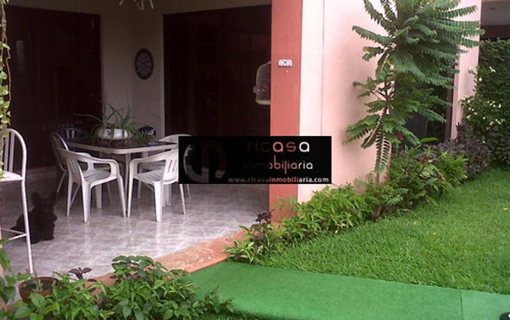 Foto de casa en venta en  , montecristo, mérida, yucatán, 1272619 No. 23