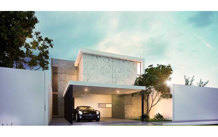 Foto de casa en venta en  , montecristo, m?rida, yucat?n, 1283191 No. 01