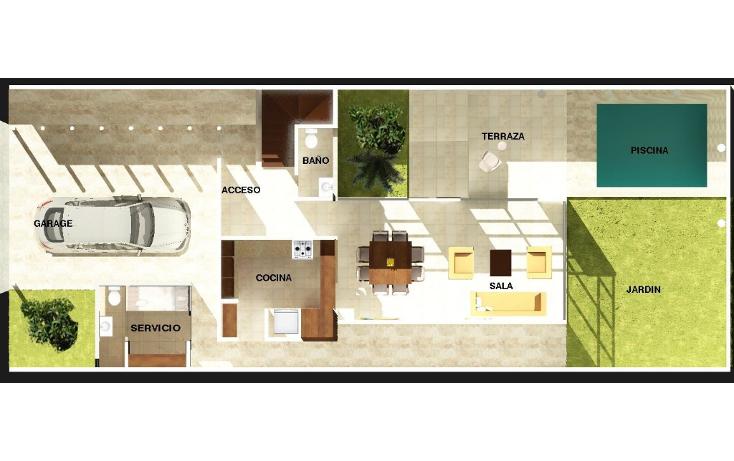 Foto de casa en venta en  , montecristo, m?rida, yucat?n, 1283191 No. 03