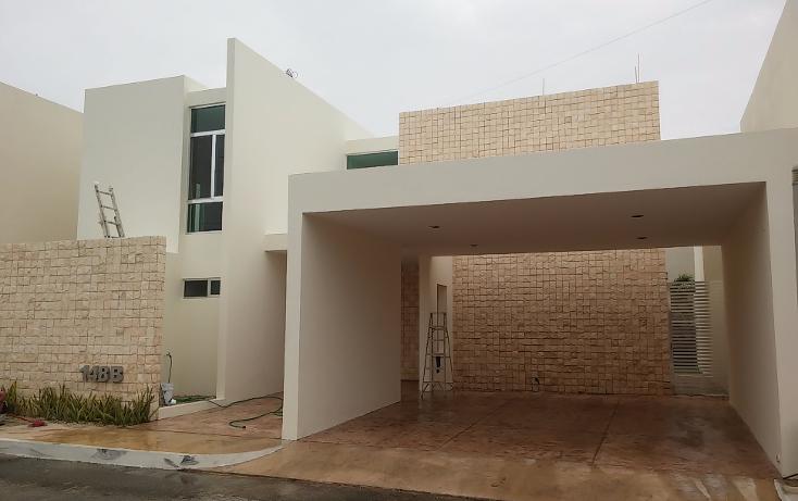 Foto de casa en renta en  , montecristo, mérida, yucatán, 1287261 No. 01