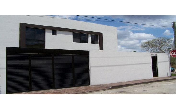 Foto de casa en renta en  , montecristo, m?rida, yucat?n, 1291681 No. 02