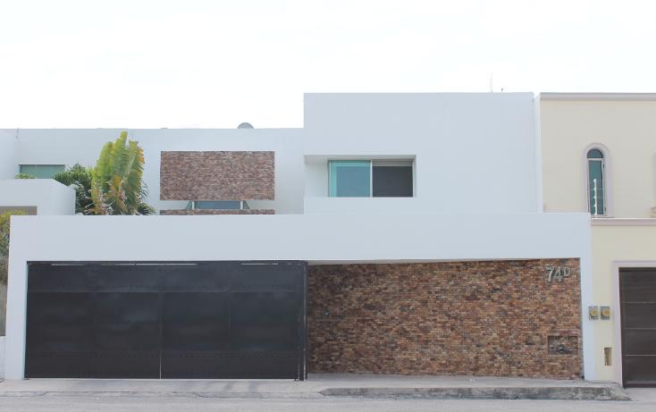 Foto de casa en venta en  , montecristo, mérida, yucatán, 1293225 No. 01