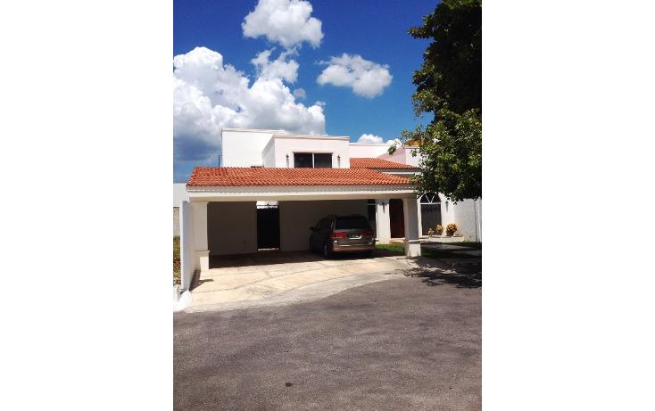 Foto de casa en venta en  , montecristo, mérida, yucatán, 1294231 No. 01