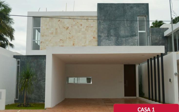 Foto de casa en venta en  , montecristo, mérida, yucatán, 1317555 No. 01