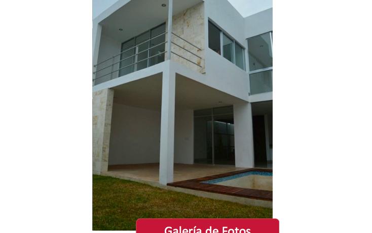 Foto de casa en venta en  , montecristo, mérida, yucatán, 1317555 No. 08
