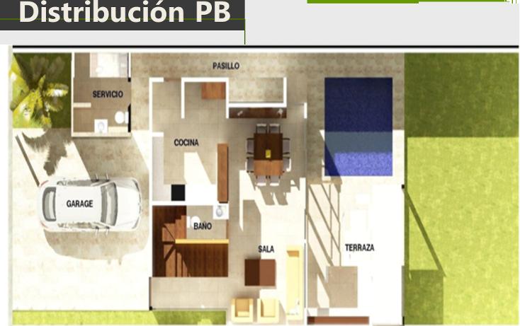 Foto de casa en venta en  , montecristo, mérida, yucatán, 1317555 No. 14