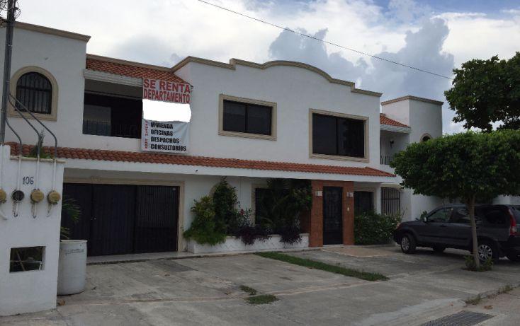Foto de departamento en renta en, montecristo, mérida, yucatán, 1324571 no 02