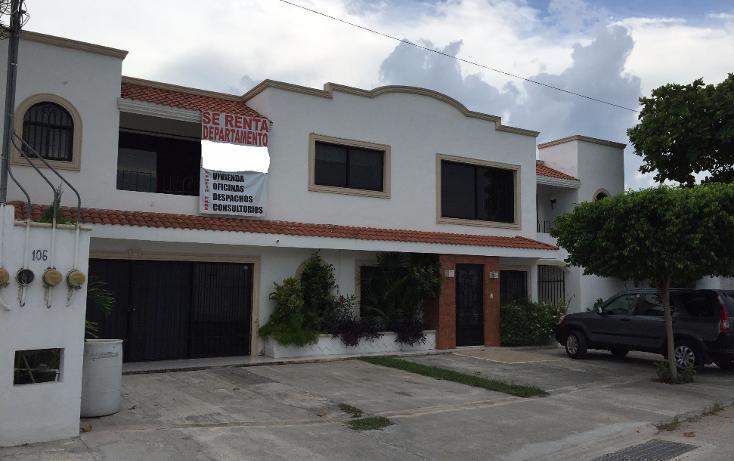 Foto de departamento en renta en  , montecristo, mérida, yucatán, 1324571 No. 03