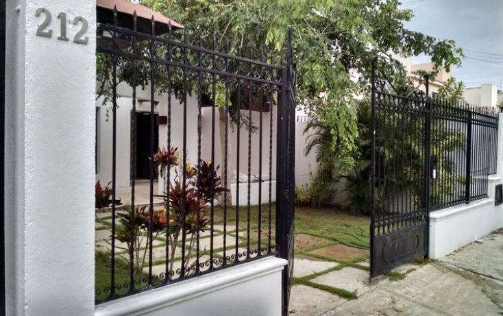 Foto de casa en renta en, montecristo, mérida, yucatán, 1328115 no 01