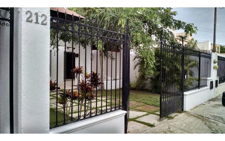 Foto de casa en renta en  , montecristo, m?rida, yucat?n, 1328115 No. 01