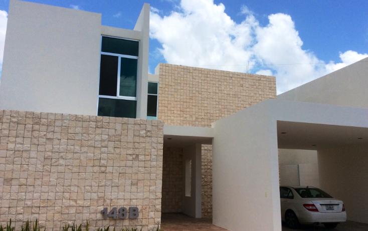 Foto de casa en renta en  , montecristo, mérida, yucatán, 1331969 No. 01