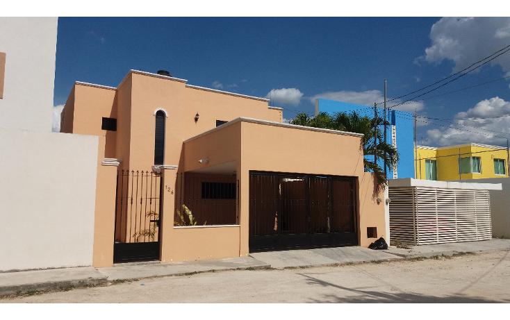 Foto de casa en venta en  , montecristo, mérida, yucatán, 1334787 No. 01