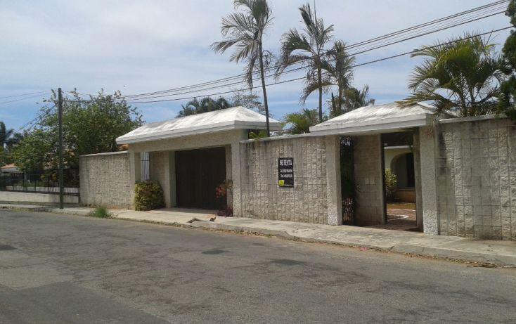 Foto de casa en renta en, montecristo, mérida, yucatán, 1386605 no 01
