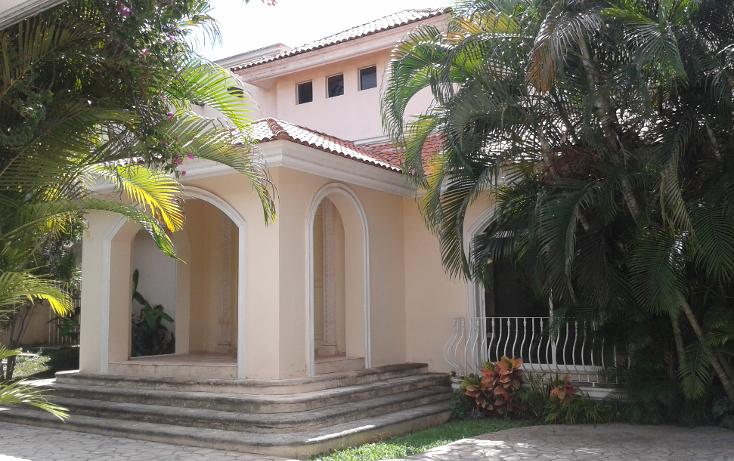 Foto de casa en renta en  , montecristo, mérida, yucatán, 1387159 No. 01