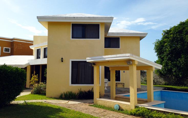 Foto de casa en venta en  , montecristo, m?rida, yucat?n, 1389567 No. 06