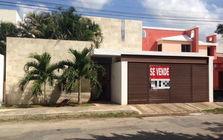 Foto de casa en venta en  , montecristo, mérida, yucatán, 1412233 No. 01