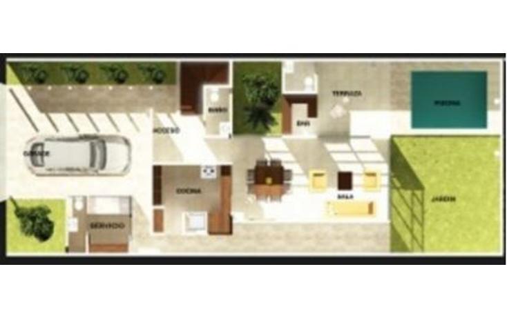 Foto de casa en venta en  , montecristo, mérida, yucatán, 1549044 No. 06