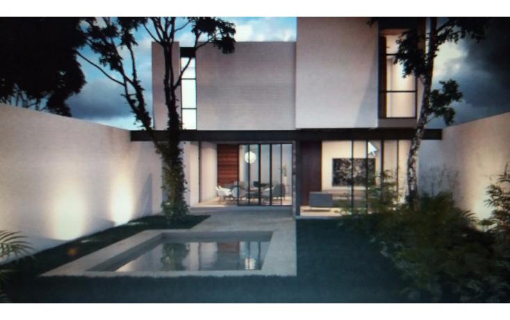Foto de casa en venta en  , montecristo, m?rida, yucat?n, 1557844 No. 01