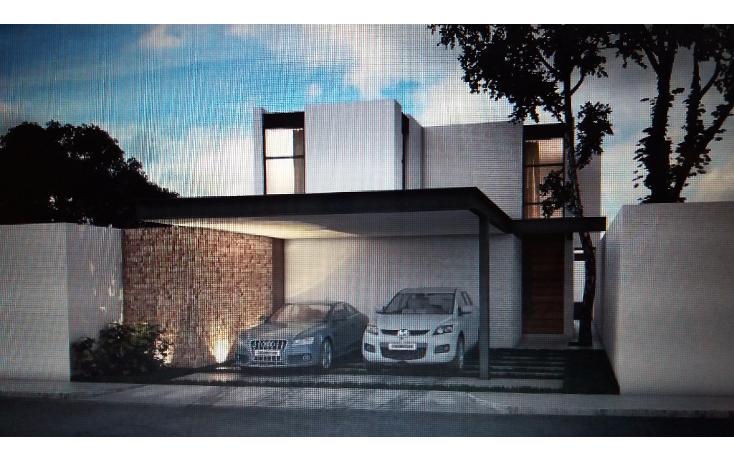 Foto de casa en venta en  , montecristo, m?rida, yucat?n, 1557844 No. 03