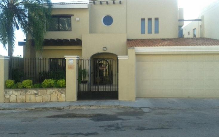 Foto de casa en venta en  , montecristo, mérida, yucatán, 1600206 No. 01