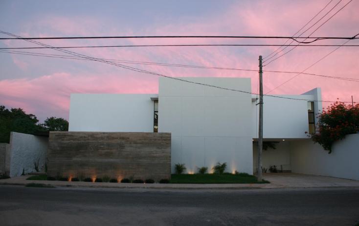 Foto de casa en venta en  , montecristo, mérida, yucatán, 1605898 No. 01