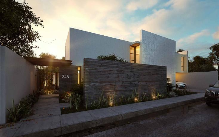 Foto de casa en venta en  , montecristo, mérida, yucatán, 1605898 No. 02