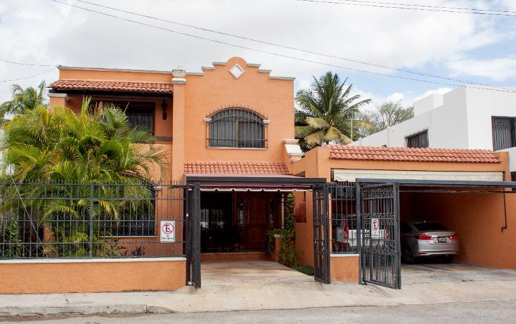 Foto de casa en venta en  , montecristo, mérida, yucatán, 1616356 No. 01