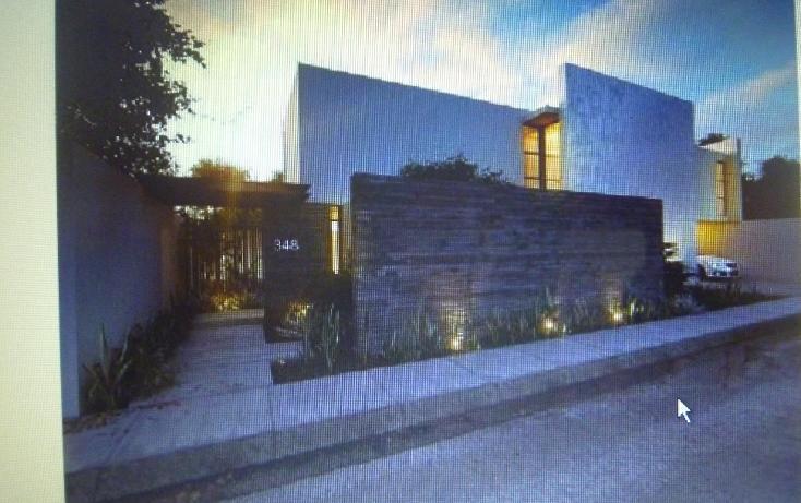 Foto de casa en venta en  , montecristo, mérida, yucatán, 1617142 No. 01
