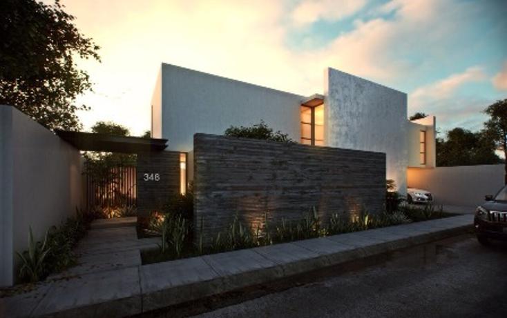 Foto de casa en venta en  , montecristo, mérida, yucatán, 1631094 No. 01